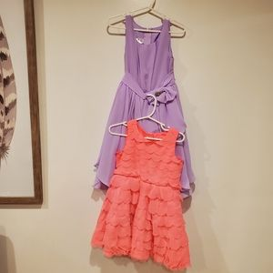Other - FINAL❗Lot of 2 Little Girl Dresses